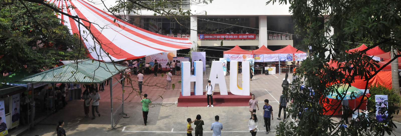 HAU Open Day 2018